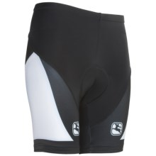 Giordana Semi-Custom Cycling Shorts - UPF 50 (For Women) in Black - Closeouts