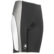 Giordana Semi-Custom Cycling Shorts - UPF 50 (For Women) in Grey - Closeouts
