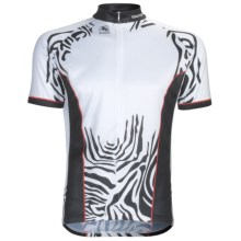 Giordana Semi-Custom GI-SC22 Cycling Jersey - Short Sleeve (For Men) in Black - Closeouts
