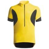 Giordana Tenax Cycling Jersey - Half-Zip, Short Sleeve (For Men)