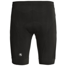 Giordana Tenax Laser Cycling Shorts - UPF 50+ (For Men) in Black - Closeouts