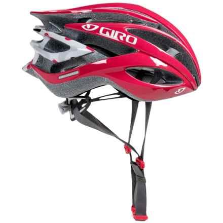 Giro Amare II Bike Helmet (For Women) in Coral Big Squiggle - Closeouts