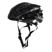 Giro Amare II Bike Helmet (For Women) in Matte Black/White Shibori - Closeouts