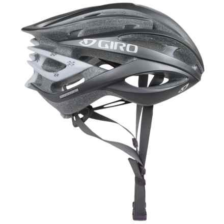 Giro Amare II Bike Helmet (For Women) in Matte Titanium Checkers - Closeouts