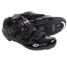 Giro Apeckx Road Cycling Shoes - 3-Hole (For Men) in Black - Closeouts