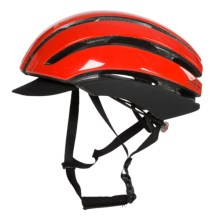 Giro Aspect Road Bike Helmet (For Men and Women) in Glowing Red - Closeouts