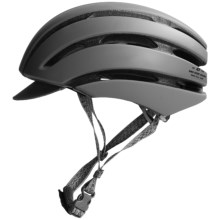 Giro Aspect Road Bike Helmet (For Men and Women) in Matte Dark Shadow - Closeouts