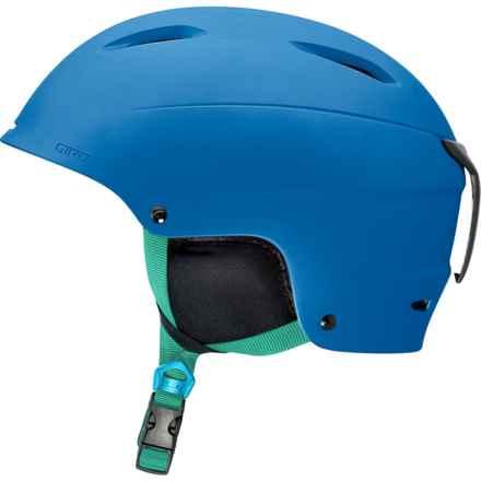 Giro Bevel Ski Helmet in Matte Blue - Closeouts