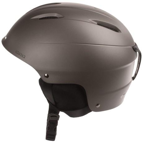 photo: Giro Bevel snowsport helmet