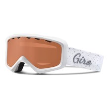 Giro Charm Ski Goggles (For Women) in White Hereafter/Ar40 - Closeouts