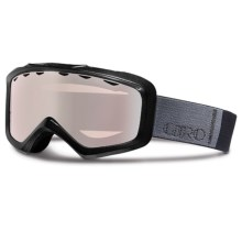 Giro Charm Snowsport Goggles (For Women) in Black Color Bars/Rose Silver - Closeouts
