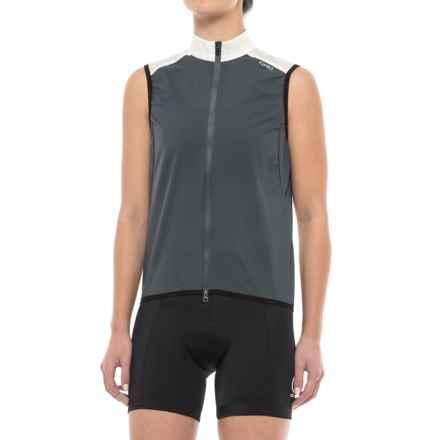 Giro Chrono Cycling Vest (For Women) in Charcoal - Closeouts