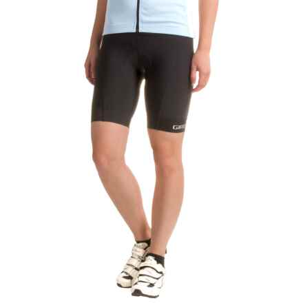 Giro Chrono Pro Cycling Shorts (For Women) in Black - Closeouts