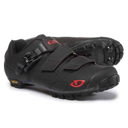 Giro Code VR70 Mountain Bike Shoes - SPD (For Men) in Black - Closeouts