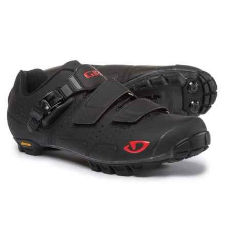 Giro Code VR70 Mountain Bike Shoes - SPD (For Men) in Black - Closeouts