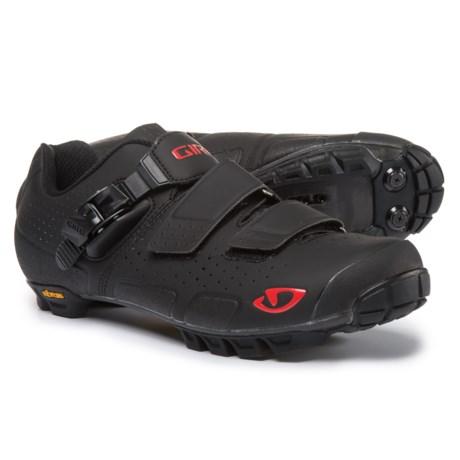 Giro Code VR70 Mountain Bike Shoes - SPD (For Men) in Black