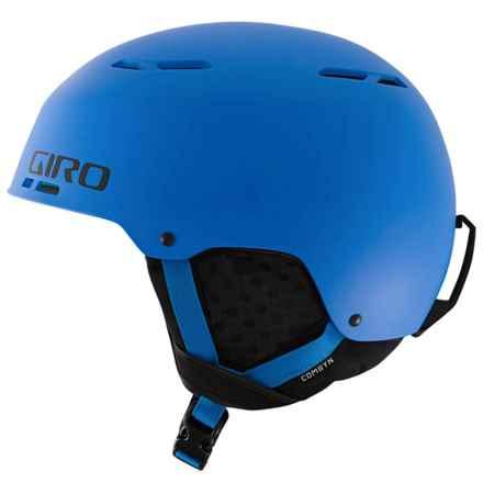 Giro Combyn Ski Helmet in Matte Blue - Closeouts