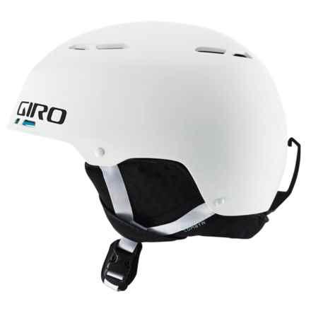 Giro Combyn Ski Helmet in Matte White - Closeouts