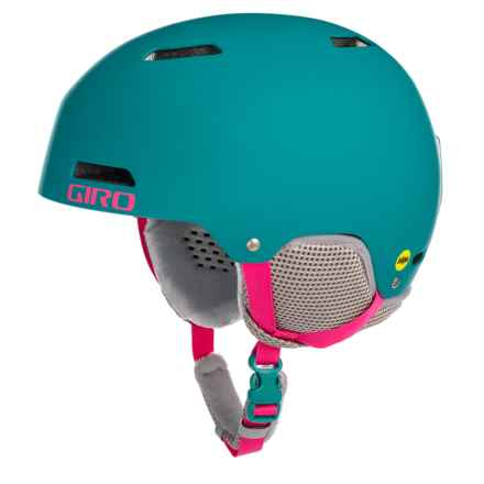 Giro Crue MIPS Ski Helmet (For Little and Big Kids) in Matte Marine - Closeouts