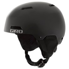 Giro Crue Ski Helmet (For Little and Big Kids) in Black - Closeouts