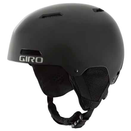 Giro Crue Ski Helmet (For Little and Big Kids) in Black - Closeouts