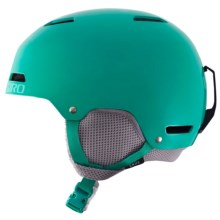 Giro Crue Ski Helmet (For Little and Big Kids) in Turquoise - Closeouts
