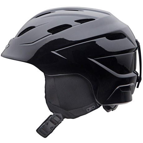 Giro Decade Snowsport Helmet (For Women) in Black