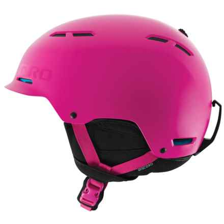 Giro Discord Ski Helmet in Matte Magenta - Closeouts