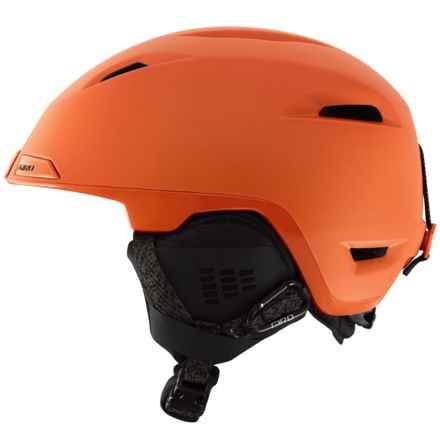 Giro Edit Ski Helmet in Matte Ano Orange - Closeouts
