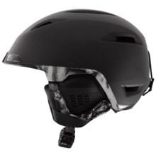 Giro Edit Ski Helmet in Matte Black Rocksteady - Closeouts