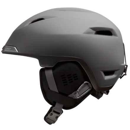 Giro Edit Ski Helmet in Matte Titanium - Closeouts