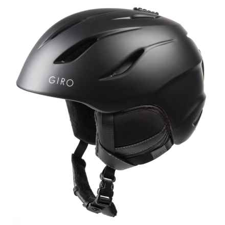 Giro Era Ski Helmet - MIPS, Asian Fit (For Women) in Matte Black - Closeouts