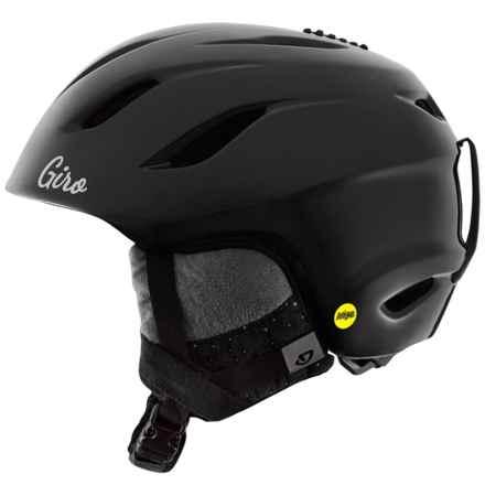 Giro Era Ski Helmet - MIPS (For Women) in Black Hereafter - Closeouts