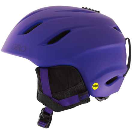 Giro Era Ski Helmet - MIPS (For Women) in Matte Purple Mosiac - Closeouts