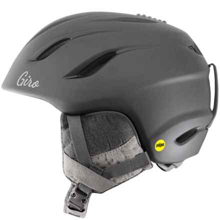 Giro Era Ski Helmet - MIPS (For Women) in Matte Titanium - Closeouts
