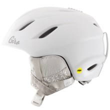 Giro Era Ski Helmet - MIPS (For Women) in White Nordic - Closeouts