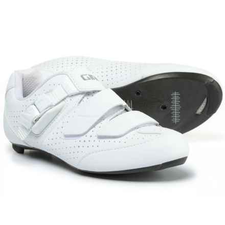 Giro Espada E70 Road Cycling Shoes - 3-Hole (For Women) in Matte White - Closeouts