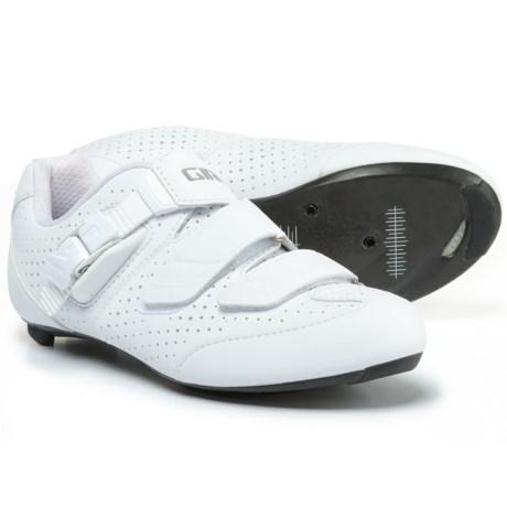 Giro Espada E70 Road Cycling Shoes - 3-Hole (For Women) in Matte White