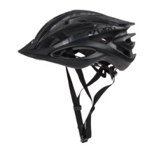 Giro Fathom Bike Helmet (For Men and Women) in Matte Black Camo - Closeouts