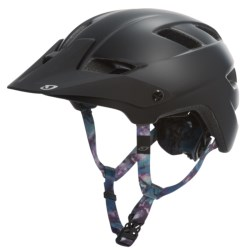 Giro Feather Bike Helmet (For Women) in Matte Black Galaxy