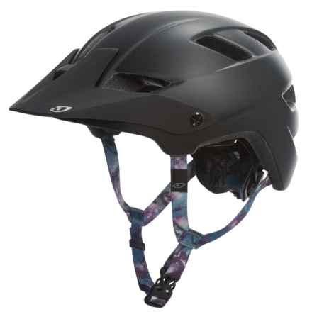Giro Feather Bike Helmet (For Women) in Matte Black Galaxy - Closeouts