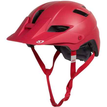 Giro Feather Bike Helmet (For Women) in Matte Coral - Closeouts