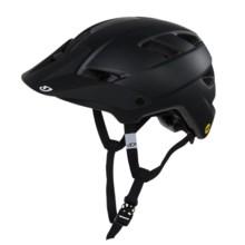 Giro Feather Bike Helmet - MIPS (For Women) in Matte Black/White Shibori - Closeouts