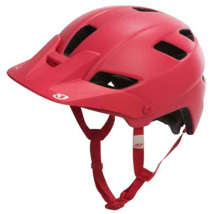 Giro Feather Bike Helmet - MIPS (For Women) in Matte Coral - Closeouts