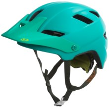 Giro Feather Bike Helmet - MIPS (For Women) in Matte Turquoise/Moutain Division - Closeouts