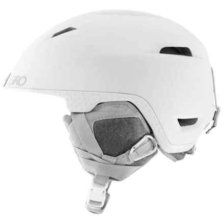 Giro Flare Ski Helmet (For Women) in Matte White Mini Dots - Closeouts
