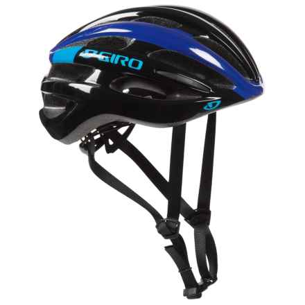 Giro Foray Bike Helmet (For Men and Women) in Black/Blue/Purple - Closeouts