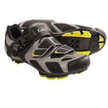Giro Gauge Mountain Bike Shoes - SPD (For Men) in Titanium Charcoal - Closeouts