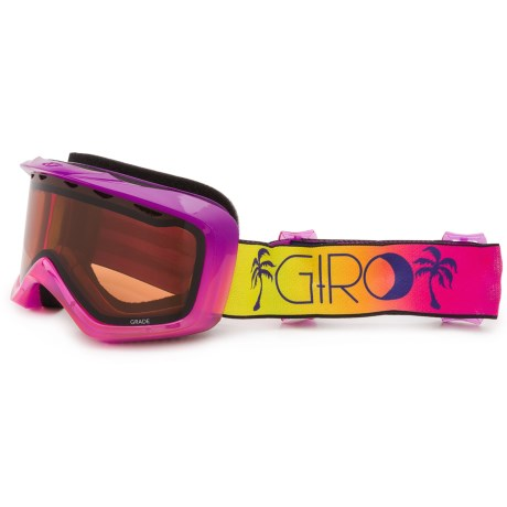 Giro Grade Ski Goggles (For Youth)