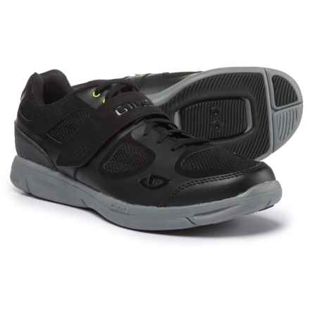 Giro Grynd Mountain Bike Shoes - SPD (For Men) in Black Squiggle - Closeouts